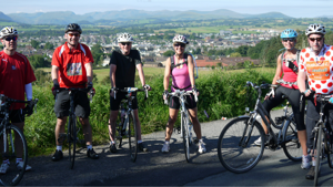 Wales end to end cycle challenge