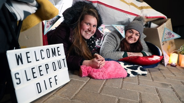 Sleep Out 2019